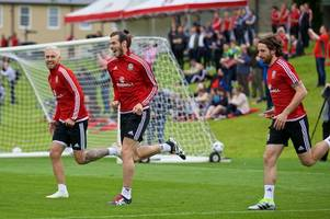 wales stars gareth bale, aaron ramsey and joe allen nominated for uefa team of the year
