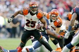 giovani bernard reportedly has torn acl as bengals suffer another big blow