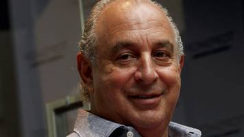 bhs pensions: frank field asks if philip green's assets can be seized