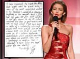 gigi hadid speaks out about melania trump impersonation during amas