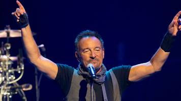 bruce springsteen on christmas desert island discs