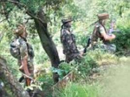 indian army 'plans its retaliation' after terrorists allegedly backed by pakistan 'kill three soldiers and behead one' in attack along loc