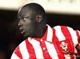 southampton signed ali dia 20 years ago... sportsmail recalls how a man claiming to be george weah's cousin played a premier league game