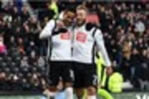 tom ince sets goals' tally; frank lampard heading to championship...