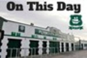 how plymouth argyle have fared on november 22 in years gone by