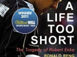 william hill sports book of the year: from the tragedy of robert enke to marcus trescothick's autobiography, we reflect on the award's past winners