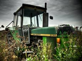 deere is surging after crushing earnings in a farming recession (de)