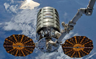 nasa conducts second round of fire experiments in space