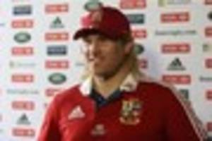 humphreys talks up chances of british and irish lions call-up for...