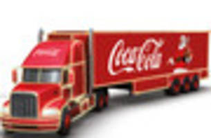 coca cola truck in exeter - eight facts you need to know