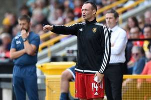 albion rovers boss darren young calls for his players to cause a scottish cup shock as they prepare to face queen of the south