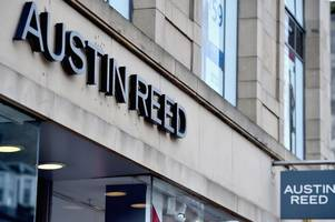 edinburgh woollen mill to invest £100m relaunching austin reed