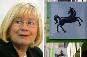 ann clwyd questions lloyds over plan to leave mountain ash without a high street bank