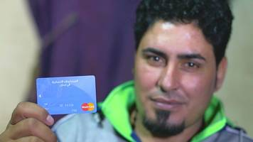 a solution for refugee suffering: give them cash