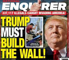mexican cement company offers to help trump build his big, beautiful, powerful border wall