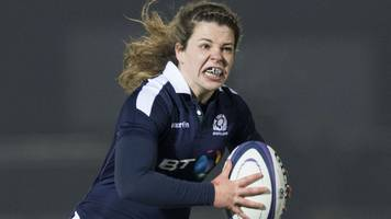 scotland women unchanged for spain play-off