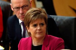 nicola sturgeon orders scotrail chiefs to publish action plan after being pressed on network 'shambles'