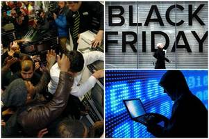 warning to scottish black friday shoppers after £10.9 million lost to cybercrime last christmas