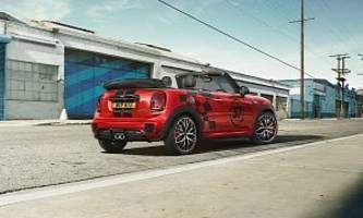 2017 MINI Cooper S Almost Becomes a JCW at the Essen Motor Show