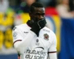 balotelli to miss three games after suffering shooting practice injury