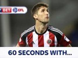 football league q&a: steve basham on his dream debut, man-marking frank lampard and his embarrassing appearance on soccer am