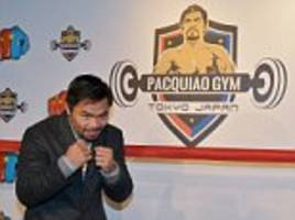 manny pacquiao puts retirement plans on hold as he vows to fight in 2017