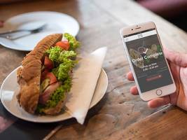 Over 100 billion pounds of food is wasted each year in the US — this app is trying to fix that