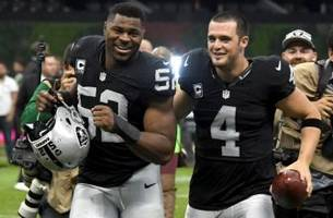 An Oakland Raiders Thanksgiving: What I'm Thankful For