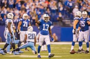 T.Y. Hilton Injury Update: Colts WR Questionable To Return