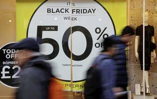 Furious Dollar Rally Fizzles On Black Friday; US Stocks Set To Open At New All-Time Highs