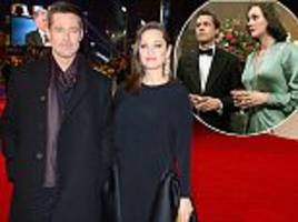 marion cotillard gushes of co-star brad pitt and his 'determination' on set of allied