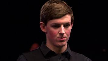 uk championship 2016: james cahill considers future in snooker after exit