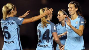 Women's Champions League: Manchester City face Fortuna Hjorring in last eight
