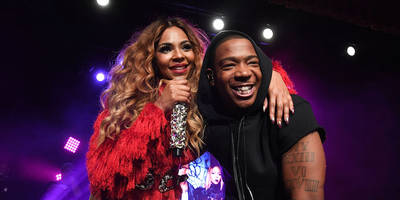 "Listen to Ashanti and Ja Rule's New Song ""Helpless"" from the <i>Hamilton Mixtape</i>"