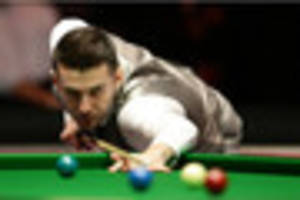 Mark Selby misses out on maximum 147 during UK Championship win...