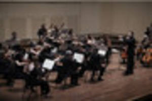 ​sinfonia viva at the royal concert hall, nottingham: review