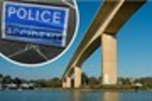 A39 re-opened at Bideford after single-vehicle crash