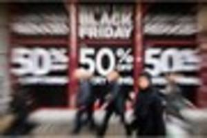live: does anyone in chelmsford care about black friday?