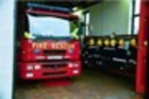 Garage gutted after 'electrical fault' causes house fire
