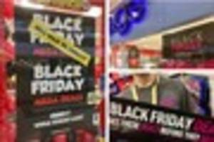 Black Friday deals in Redhill, Horley, Caterham and across Surrey
