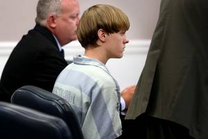 Judge: Dylann Roof Competent To Stand Trial In Church Shooting