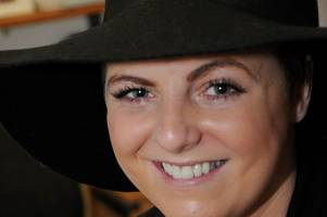 recovering judo star stephanie inglis urges youngsters to think before getting on motorcycles after horror crash