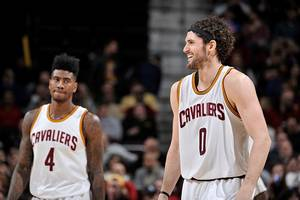 NBA Trade Rumors: Cleveland Cavaliers' Kevin Love, Iman Shumpert could be heading to Toronto Raptors