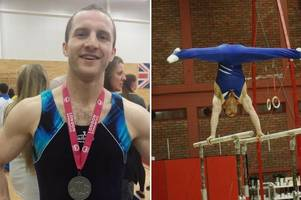 rhondda gymnast who's battled injury for two years aims for 2018 commonwealth games