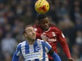 brighton close the gap at the top of the championship while norwich city lose again