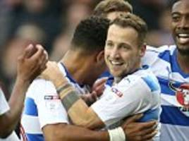 reading 2-1 bristol city: garath mccleary and roy beerens make it five wins on the trot for royals