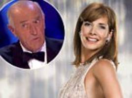 Darcey Bussell lets slip who Len Goodman wants BBC to replace him on Strictly Come Dancing