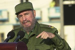 Fidel Castro's Death Draws Strong Reactions from Celebrities, Politicians