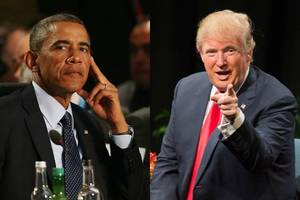 President Obama, Donald Trump Issue Very Different Statements on Fidel Castro