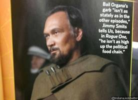 First Look at Jimmy Smits' Bail Organa in 'Rogue One' Finally Uncovered